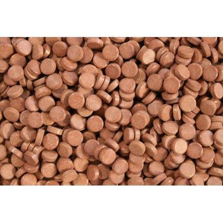 Tabletki przylepne Glopex Basictablets podstawowe - pokarm 50g