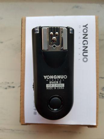 Yongnuo wyzwalacz radiowy RF-603 II Nikon