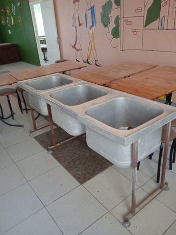Ванни для миття посуду для їдальні