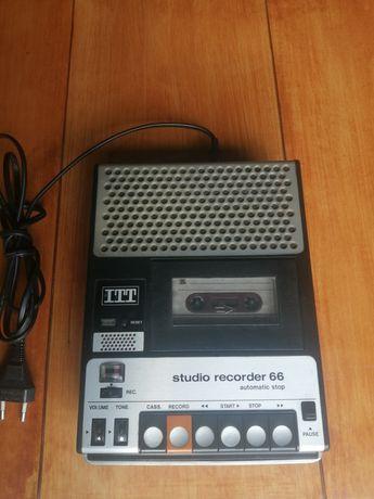 Magnetofon studio recorder 66