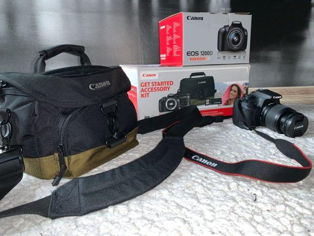 Lustrzanka Canon EOS 1200D