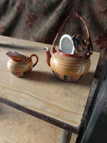 Czajnik porcelanowy japoński