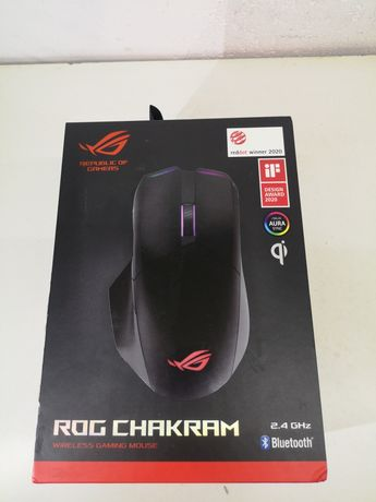 Мишка Asus Rog CHAKRAM Wireless (дефект)