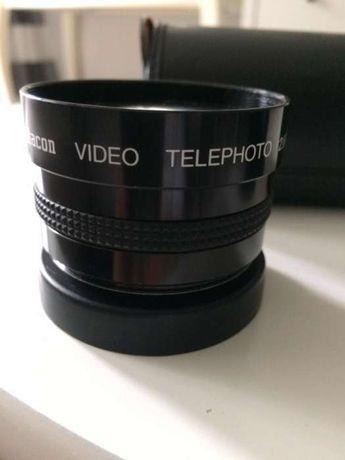 Obiektyw do kamery