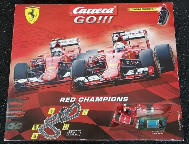 Carrera GO!!! Red Champions (62394)