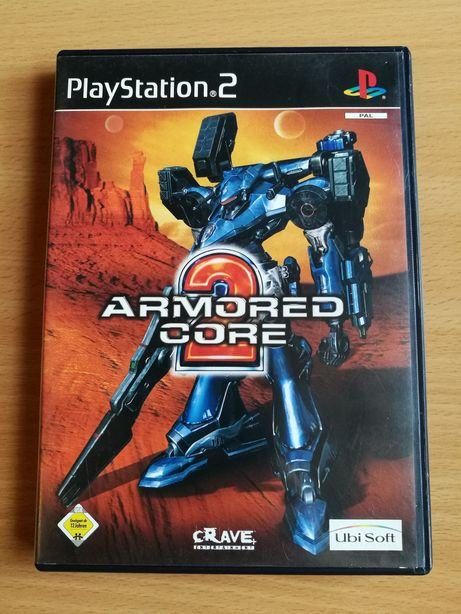 Gra PS2 Armored Core 2 Playstation 2