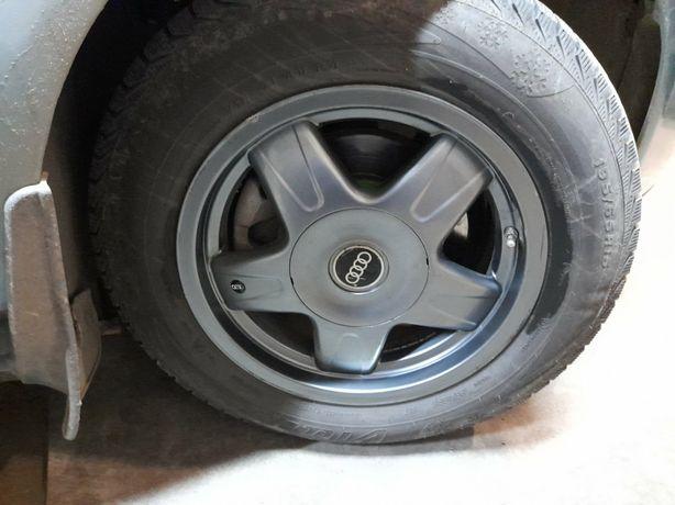 Продам титановые диски R15 Audi