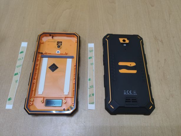 Корпус Nomu S10, Sigma PQ24, PQ28, MyPhone Hummer Energy, заглушки