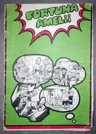 Komiks Fortuna Amelii czyli kilka opowiastek w jednym zeszycie