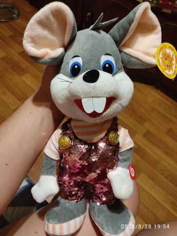 Игрушка танцующий мышонок