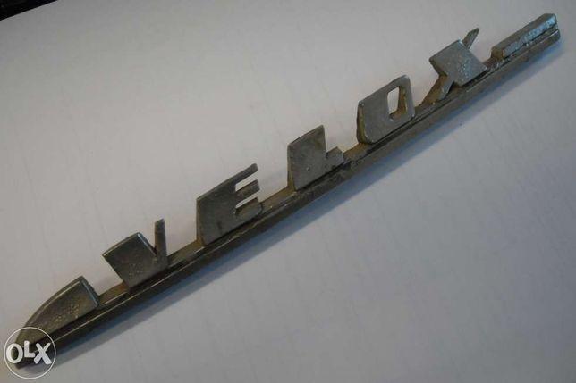 Emblema Vauxhal Velox