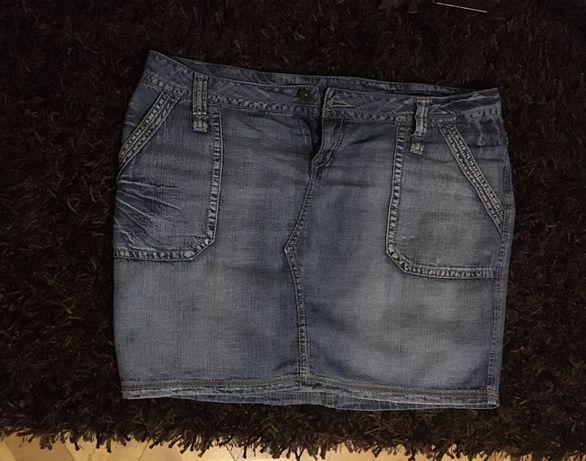 Spódniczka Denim jeans XXL