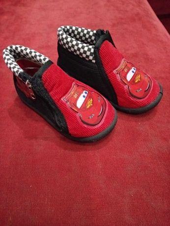 Buty buciki paputki 21 Disney Zygzak McQueen