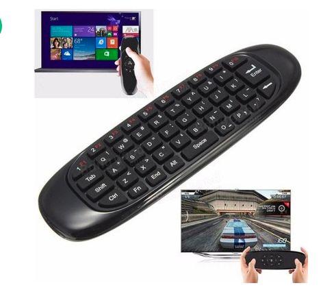Аэромышь Air Mouse I8 Клавіатура повітряна миша для Smat TV