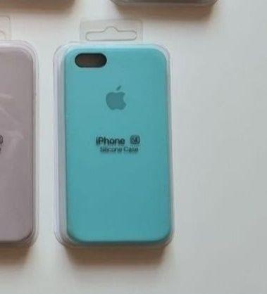 Etui Silicone Case Iphone SE 5s