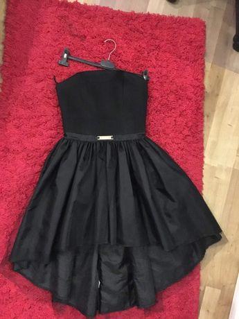 Sukienka czarna 36 (s)