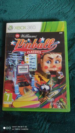 Williams Pinball Classics xbox360 UNIKAT