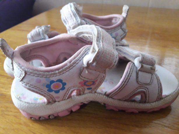 Дитячі сандалі босоножки черевички детские сандали босоножки