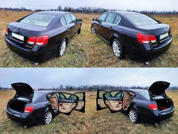Разборка Lexus GS 300 Дверь Ляда Багажник Бампер Фонарь Стекло Порог