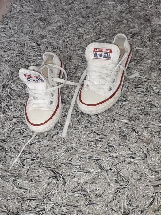 Converse 28 białe Ożarów - image 1