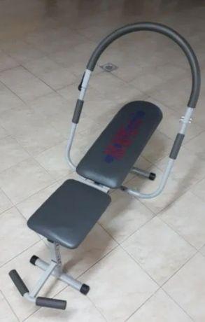 Máquina de ginástica de abdominais - ABKING PRO - usada
