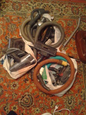 шланги трубки насадки фильтра для пылесосов импортных и советских .