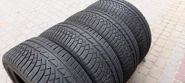 Зимняя резина бу 235/50R17 Michelin Pilot Alpin PA4