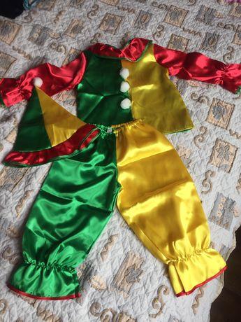 Детский костюм для карнавала