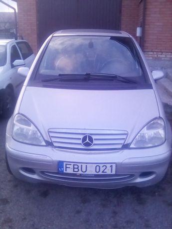 Розборка Mercedes A Klass А140,А160,А170cdi,А190 W168.
