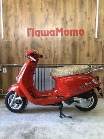 Скутер Bravo 125cc