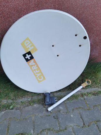 Antena satelitarna 80 konwektor