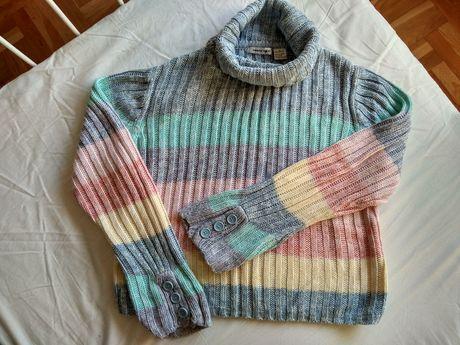 Sweter, golf