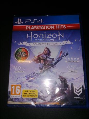 Jogo PS4 Horizon Zero Dawn Complete Edition novo