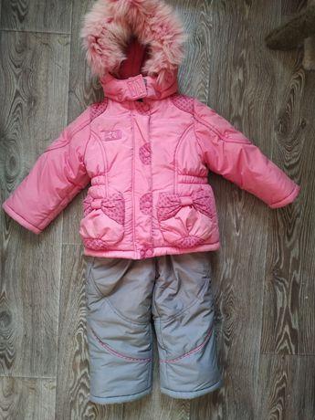 Зимний костюм KIKO на девочку