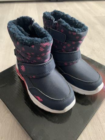 Зимние ботинки KangaROOS 26р