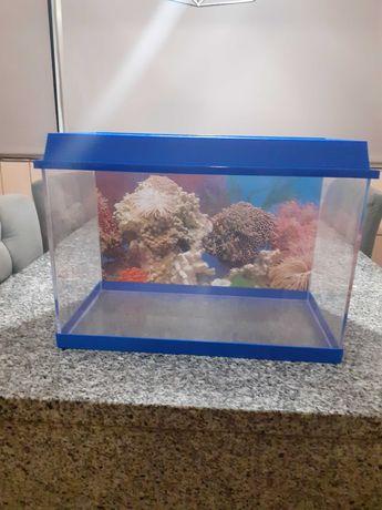 Vendo aquário para peixes...