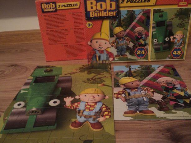 Trefl Puzzle Bob Budowniczy 2in1
