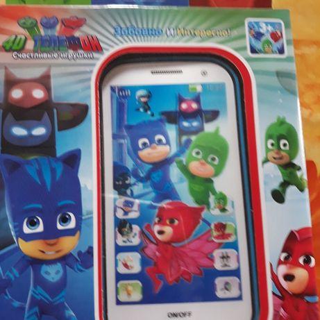 Smartfon zabawkowy 4d
