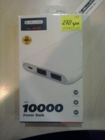 Power bank JELLICO RM-100 (новий)