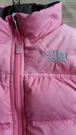 The North Face puchowa