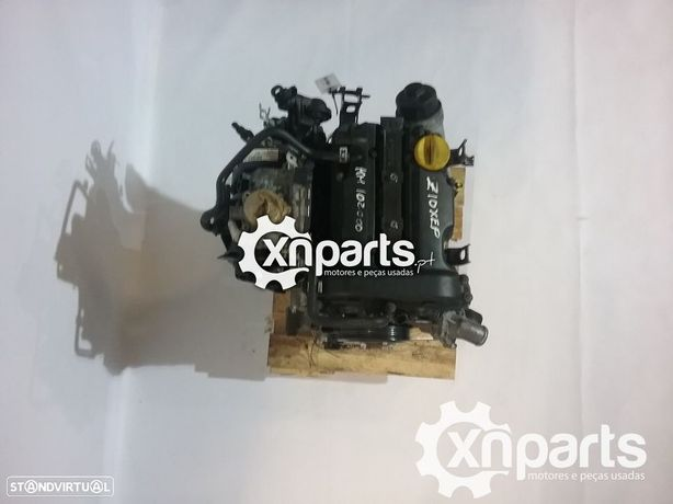 Motor OPEL AGILA 1.0 Ref. Z10XEP 08.03 - 12.07 Usado