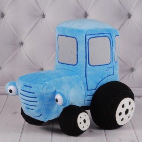 «Синий трактор» - детская мягкая плюшевая игрушка 25х20х22 см
