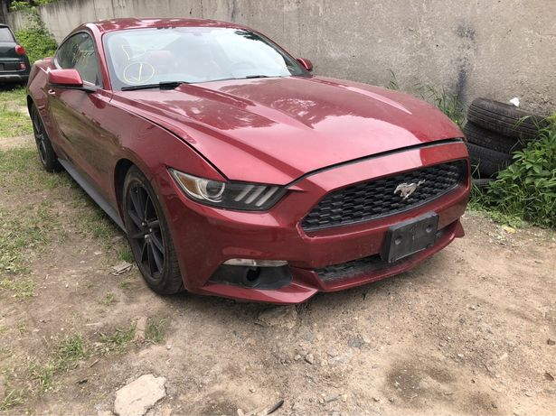 Ford Mustang 2015-2017 разборка запчасти шрот