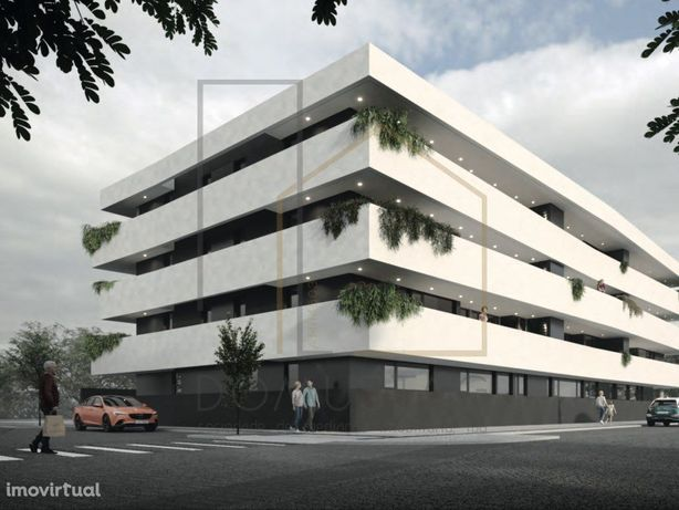 Apartamento T1 - Novo - Aveiro centro