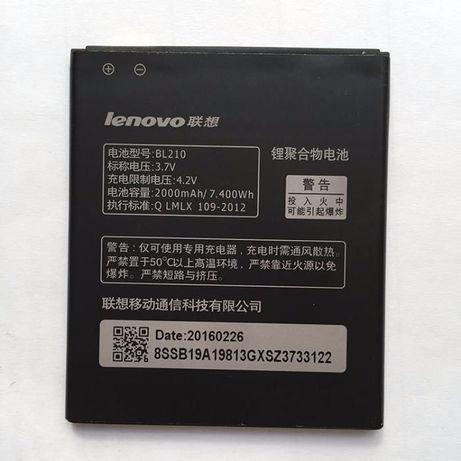 Nowa bateria Lenovo BL210 do Lenovo A606 A536 A548 S820