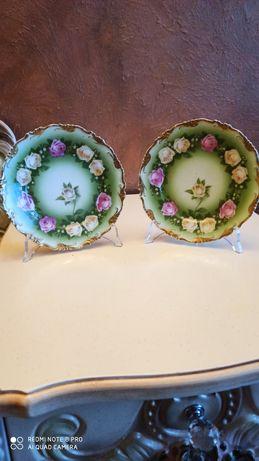 Rosenthal ręcznie malowane talerzyki 5 sztuk