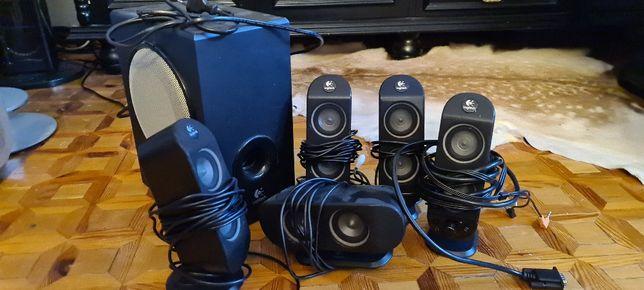 głośniki komputerowe Logitech X530