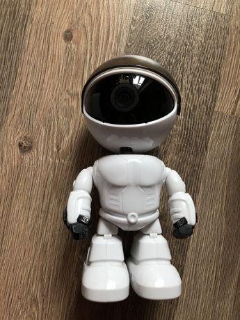 Видеонаблюдение-робот