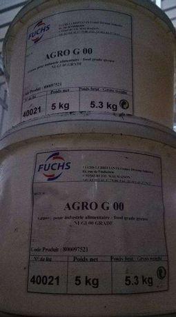 Massa Alimentar lubrificante Fuch Agro G 00 - 5 kg