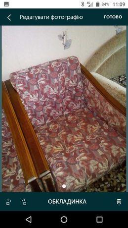 Продам крісла мягкі.